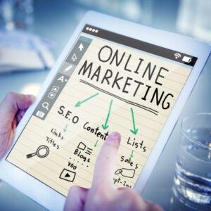 Social Media Website & SEO